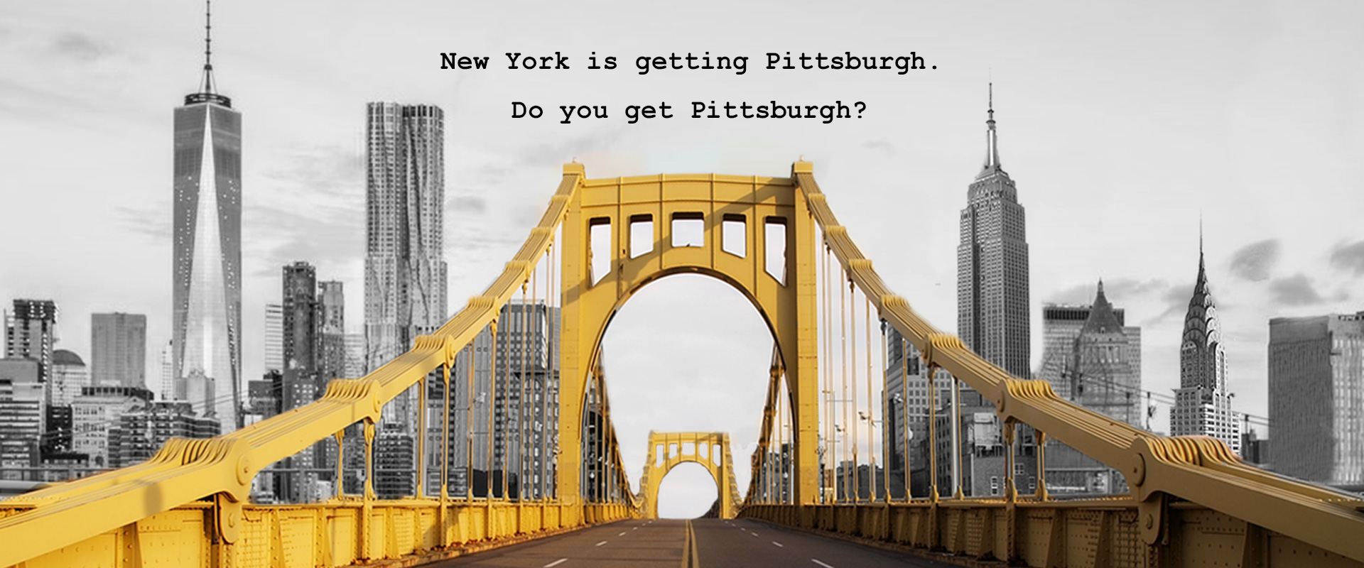 New York is getting Pittsburg. Do you get Pittsburgh?